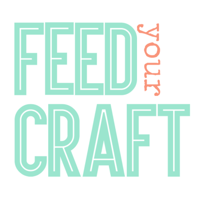 A Giveaway! Sponsored by Feed Your Craft!