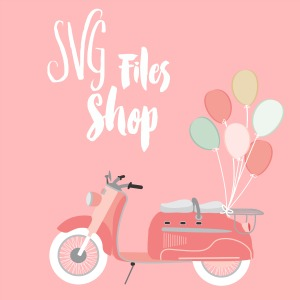 A Giveaway! Sponsored by SVG Files Shop!