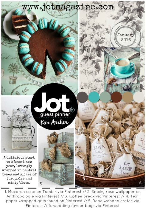 Jot Magazine January 2016 Modd Board Challenge