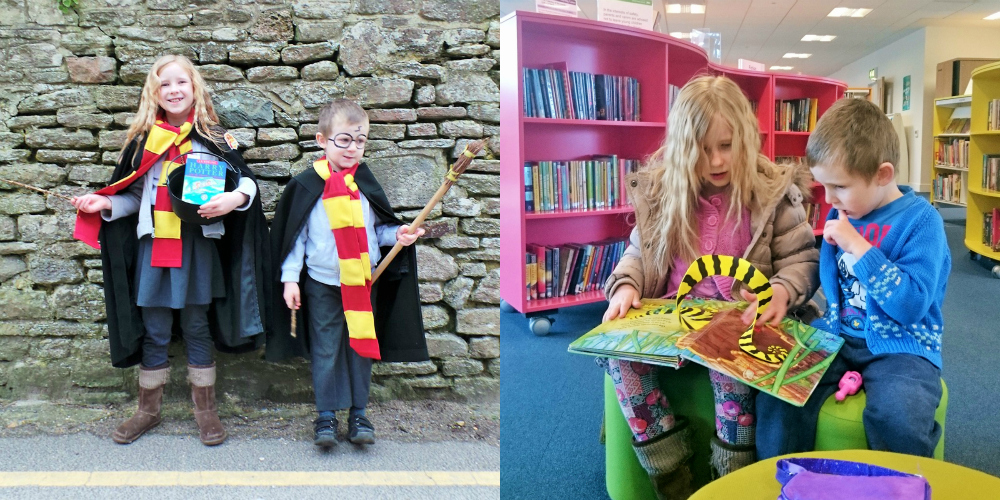 World Book Day and Dorchester Library