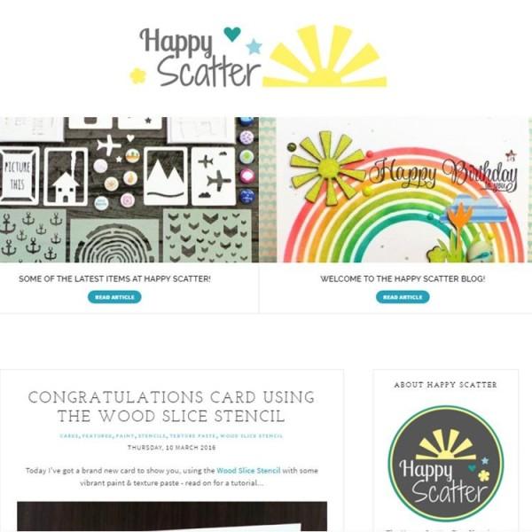 Happy Scatter Blog