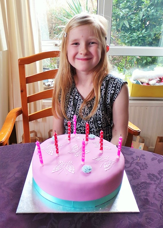 Happy Birthday Little Miss